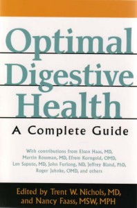 It includes both mainstream and alternative therapies for more than 30 digestive disorders — from seriously debilitating and chronic conditions to occasional imbalances.