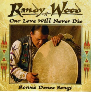 His original romantic lullabies and songs of everlasting love blend with the playful and heartfelt humor of his own unique version of the Plains Cree Round Dance.