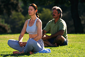 According to the yoga sutras, purifying the body is the first step in preparing for higher consciousness.