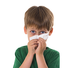 With the major rise in the frequency of food allergies in children, serious problems occur when attending school.