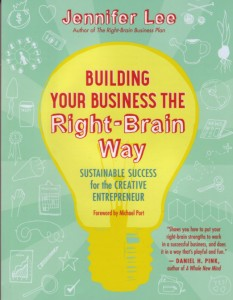 This book combines solid business expertise with a right-brain perspective that will inspire creativity and innovation.