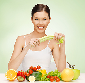 Fruit can weaken the cardiovascular system and can cause a shortened lifespan, among other disorders and problems.