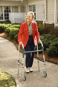 One in three people over the age of 65 will fall every year and, many times, they will be repeat falls.