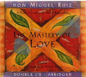 In this double CD, abridged audio, Ruiz illuminates the fear-based beliefs and assumptions that undermine love.