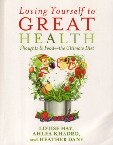 This book is a love story. It is about loving yourself as a way to create health, happiness and longevity.