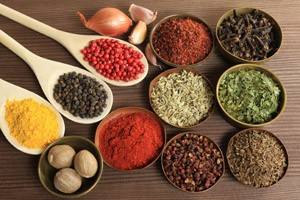 The ancient Ayurveda texts mention many natural ingredients for pain relief that you will find among the herbs, spices and condiments in your kitchen.