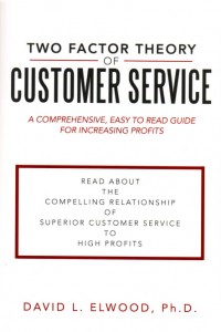 The essence of his message is that the more clearly and deeply one understands customer service events, the more effective he or she will become at delivering customer service straight to the customer.