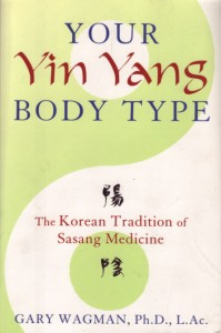 Wagman explores the four major body types of Sasang medicine and gives two different self-tests to determine your type.