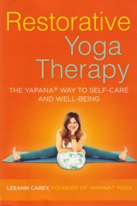 """""""Yapana"""" is an ancient Sanskrit word meaning """"the support and extension of life."""" Carey was inspired by this concept to create her unique, inclusive approach to yoga."""