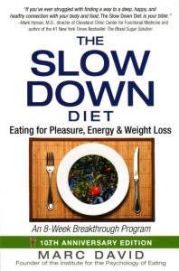 In this 10th edition, David presents a new way to understand our relationship to food, focusing on quality and the pleasure of eating to transform and improve metabolism.