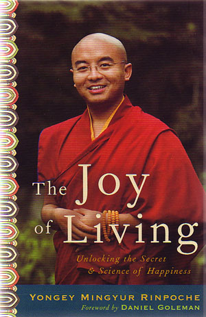 In This Groundbreaking Work, World Renowned Buddhist Teacher Yongey Mingyur  Rinpoche Invites Us To Join Him In Unlocking The Secrets Behind The  Practice Of ...