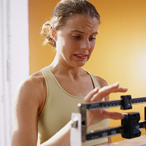 """Hidden anxieties around weight loss are very real and can keep us """"stuck"""" for years."""