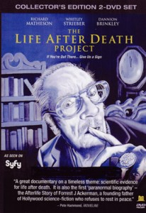 Davids takes us on a goose bump-inducing investigation of the extraordinary case of after-death communication with sci-fi luminary Forrest J Ackerman, who was a skeptic about life after death.