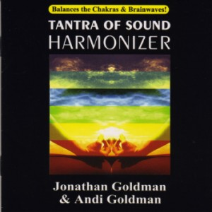 This recording represents a new musical first — it simultaneously balances the chakras and brainwaves by utilizing Synchro-Sound, an advanced sonic technology developed by the Goldmans