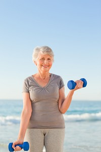 What can cause age-related apprehension are the physical factors, such as achy joints, fatigue, decreased metabolism and almost non-existent stamina.
