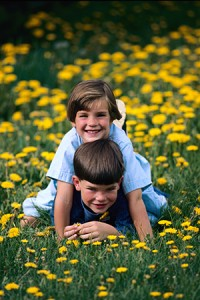 Children laugh and play without a care in the world. They simply know all their needs will be met. They unconditionally love and trust their parents to provide for them.