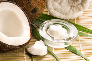 In testing for rancidity, coconut oil that had been kept at room temperature for a year showed no evidence of spoiling.