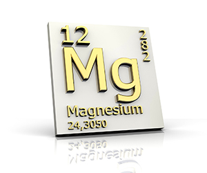 Magnesium is found in all bodily tissues but mainly in the bones, muscles and brain, and is considered the anti-stress and relaxation mineral.