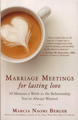 In this book, you will learn how to effectively communicate and connect with your spouse each week and for a lifetime, with step-by-step guidelines that walk you through the four parts of a marriage meeting.