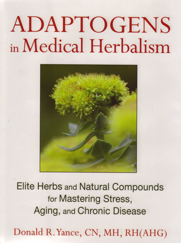 Weaving together the ancient wisdom of herbalism with the most up-to-date scientific research on cancer, aging and nutrition, Yance reveals how to master stress, improve energy levels, prevent degenerative disease and age gracefully with elite herbs known as adaptogens.