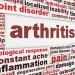 Arthritis caused by inflammation