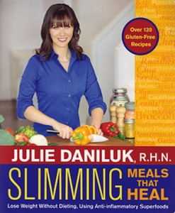 Daniluk highlights the all-important relationship between inflammation, allergies and weight gain, and offers up more than 120 new recipes.