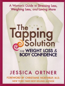 Ortner uses tapping to help tackle the stress that leads to weight gain — including low self-esteem and a lack of confidence.