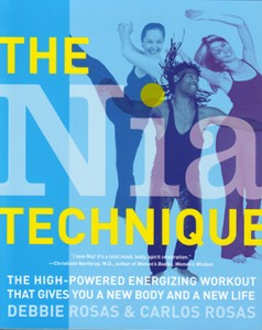 NIA promotes healthy and fit living by using movements that shift the body's own weight with varying levels of intensity, range and speed to create truly effective pleasure-based exercise without repetitive motion or weights.