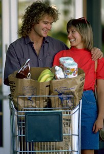 Many of us are cutting corners wherever we can and we may be finding it hard to provide affordable, healthy options for our families when grocery shopping.
