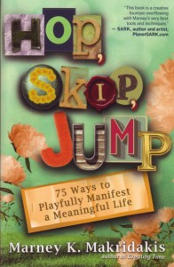 The 75 techniques in this book will guide you to be more playful and productive as you move through three vital phases of the manifestation process — dreaming (Hop), experimenting (Skip), and taking action (Jump).