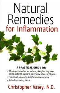 Vasey explores 18 anti-inflammatory herbs, as well as 15 other natural substances, explaining which conditions each addresses most effectively, proper dosage and the best methods of ingestion.