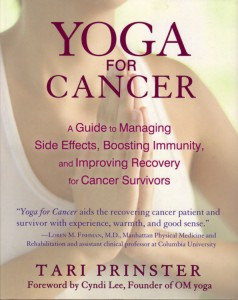 In this easy-to-follow illustrated guide, Prinster presents 53 traditional yoga poses that are adapted for all levels of ability and cancer challenges.