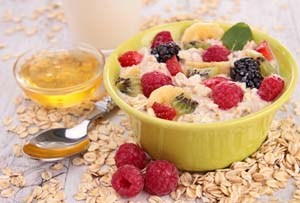 By making your own breakfast blend of oats, fruits, nuts and seeds, you can create a mixture you love, know exactly what is in it and save a few pennies as well.