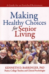 This book is intended to be a guide to make that happen in your life. It is filled with positive suggestions and clues to help you decide to live a wellness lifestyle in your retirement years.