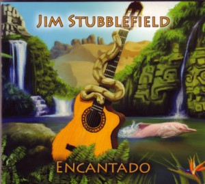 Stubblefield has written catchy melodies and plays Latin-style acoustic guitar throughout the recording, plus some exciting electric licks.